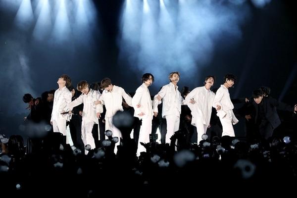 BTS  bei American Music Awards in drei Kategorien nominiert