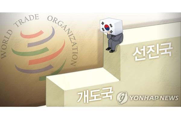 """Hàn Quốc quyết định từ bỏ vị thế """"quốc gia đang phát triển"""" tại WTO"""