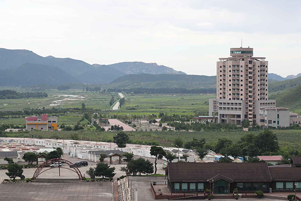 Pyongyang Refuses to Hold In-Person Meeting on Geumgang Facilities