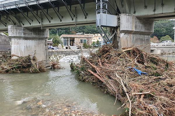 В РК продолжается ликвидация последствий тайфуна ''Митаг''