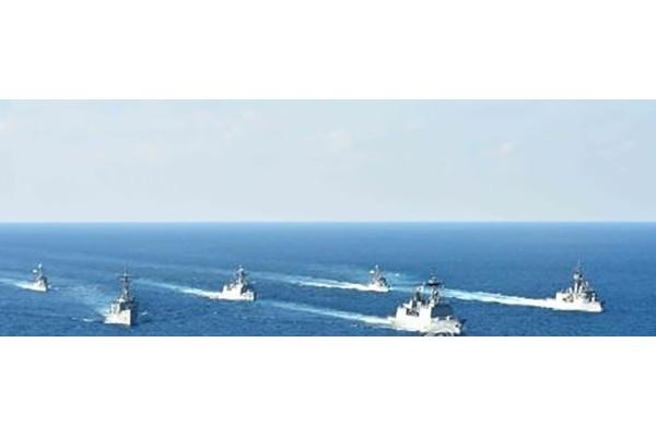 كوريا الجنوبية وأستراليا تجريان تدريبات بحرية مشتركة