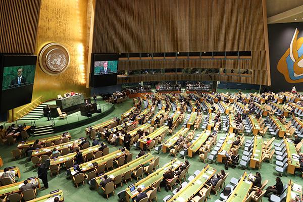 توقعات بقبول الأمم المتحدة لمقترح كوريا حول يوم السماء الزرقاء
