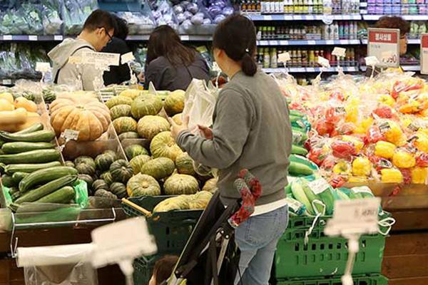 معدل التضخم الكوري الأقل بين دول منظمة التعاون الاقتصادي في سبتمبر