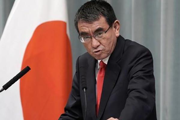 日本防衛相 敵基地攻撃能力の保有で「隣国の了解は必要ない」