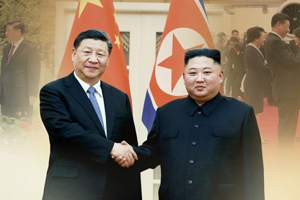 Xi Sends Letter to Kim Stressing Close Communication
