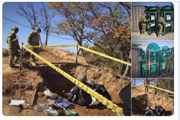 Bergung von Gebeinen Kriegsgefallener in DMZ wieder aufgenommen