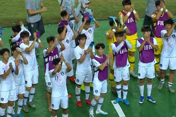 Corea vence a Chile y pasa a octavos de final en el Mundial Sub-17