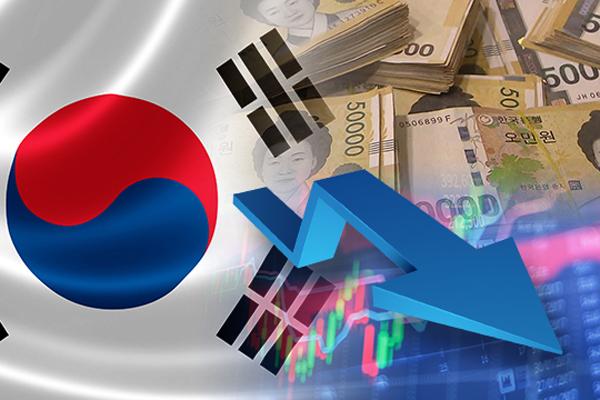 OECD, 내년 韓성장률 2.3% 예상…올해 2.1%→2.0% 하향조정