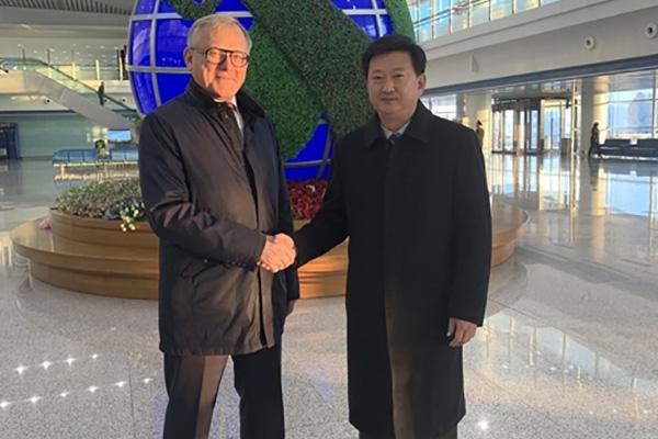 Kontakt zwischen Diplomaten Nordkoreas und der USA in Moskau