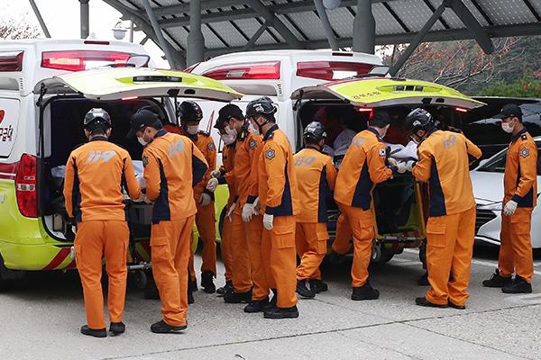 Crash d'hélicoptère : 2 corps des 7 victimes retrouvés et identifiés