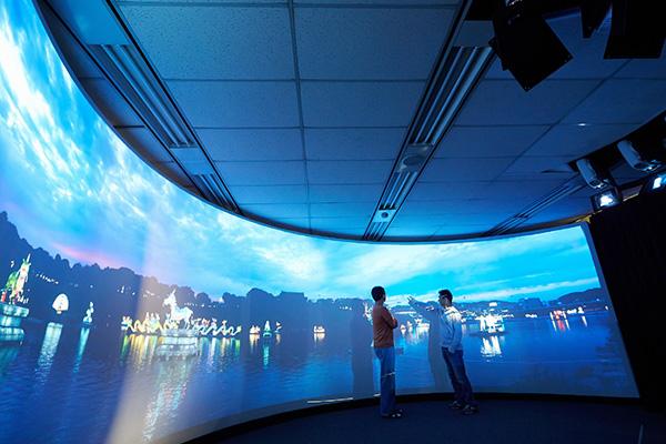 韩研究团队开发新技术 清晰度为UHD4倍