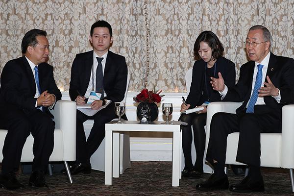 РК и Китай сотрудничают в решении проблемы микропыли