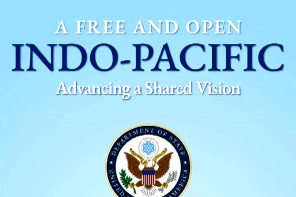 美国发刊印度太平洋地区报告 强调与该地区国家的合作
