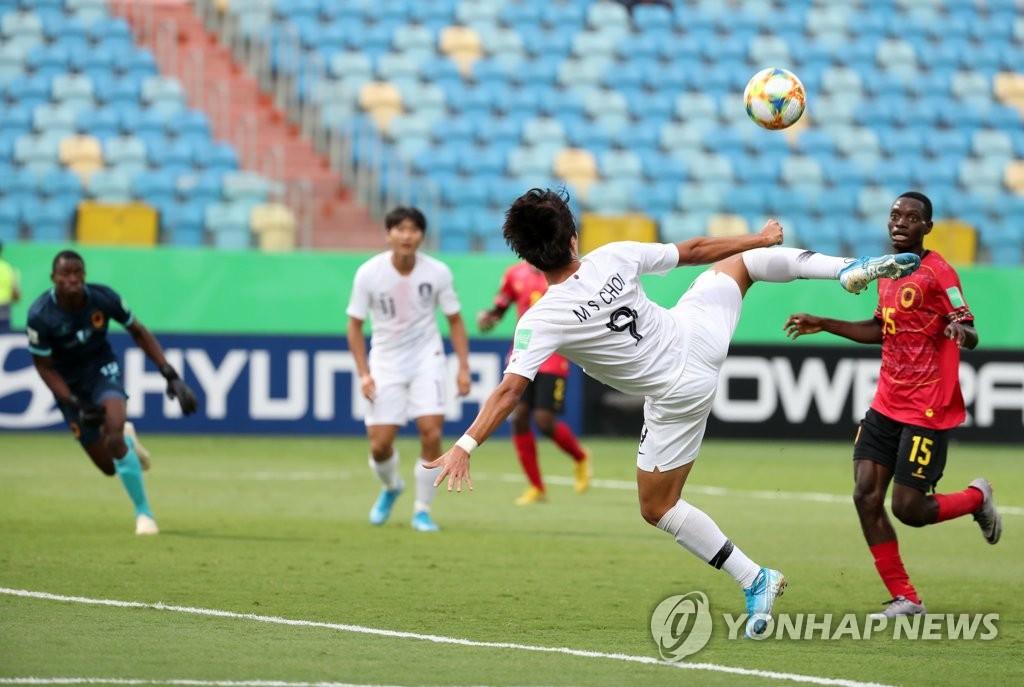 Футбольная сборная РК вышла в четвертьфинал чемпионата мира среди юниоров