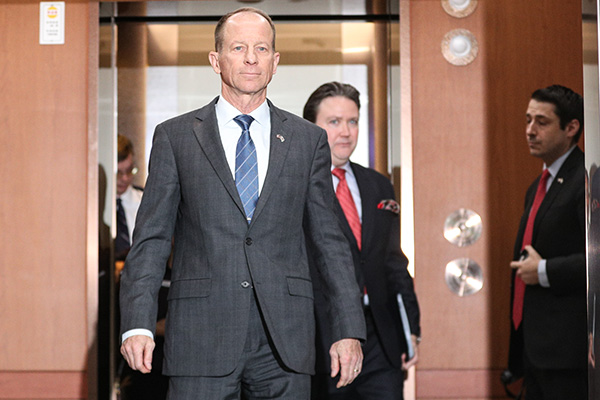 Mỹ đánh giá cuộc hội đàm ngắn giữa lãnh đạo Hàn-Nhật tại Bangkok là tín hiệu tích cực