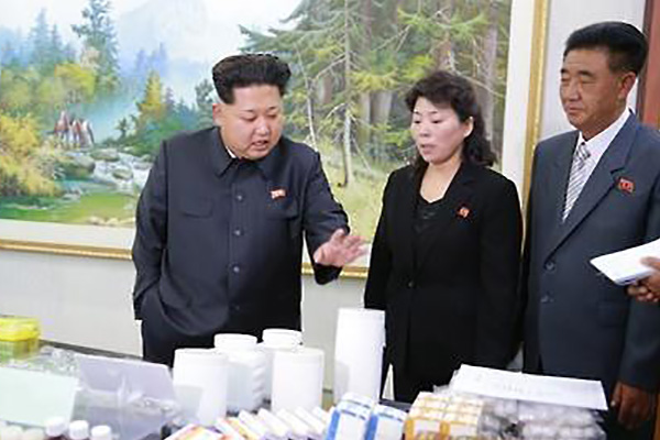 북한, 남측 지원 끊긴 정성제약공장 선전하며 '자력갱생' 강조