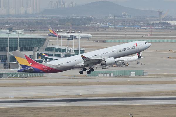 Tres empresas se lanzan a la licitación por Asiana Airlines
