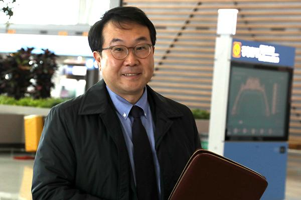 Ли До Хун провёл в Москве ряд консультаций с представителями США, России и Швеции