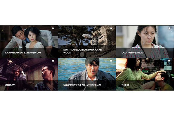 Regisseur Park Chan-wook erhält Preis bei Filmfestspielen in Norwegen