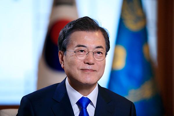 ارتفاع معدلات تأييد الرئيس الكوري لمستوى 48%