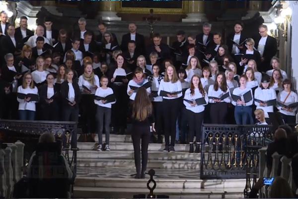 祈愿韩半岛统一音乐会在德国统一圣地举行