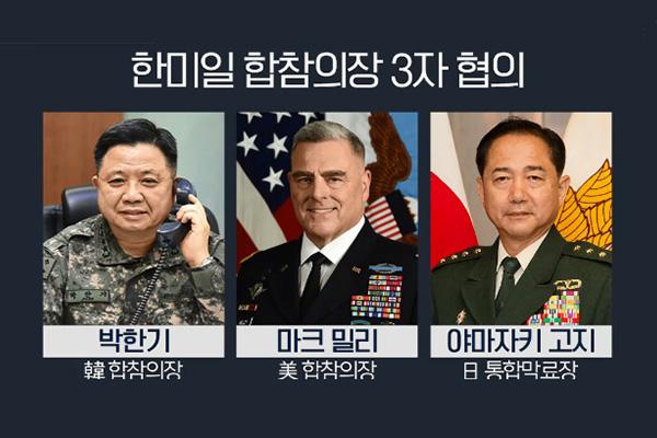 Quan chức quân đội Hàn-Mỹ-Nhật sẽ nhóm họp tại Seoul trong tuần này