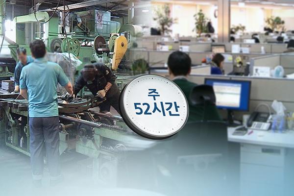 El sistema de 52 horas semanales reduce el salario en las pymes