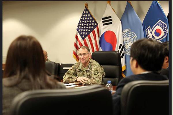 Tư lệnh liên quân Hàn-Mỹ nhấn mạnh vai trò của Hiệp định GSOMIA với an ninh Đông Bắc Á