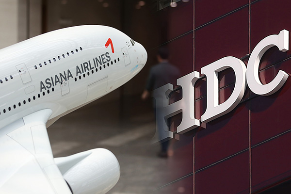HDC-Mirae Asset gana la licitación para adquirir Asiana