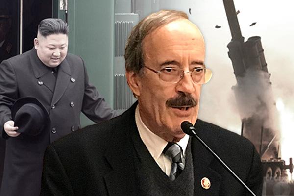 美众议院外交事务委员会主席:金正恩不值得信任 为消除北韩核武需构建安全机制