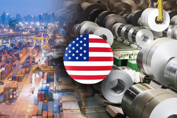 美国初步决定免除对韩冷轧钢板征收反倾销关税