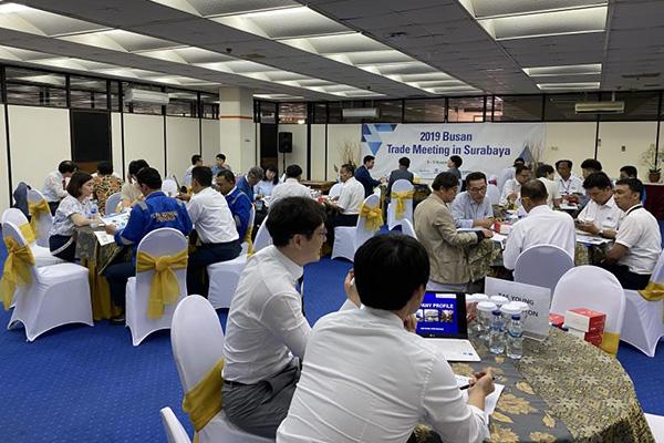 Perusahaan Peralatan Kapal Asal Busan Siap Rintis Pasar Indonesia