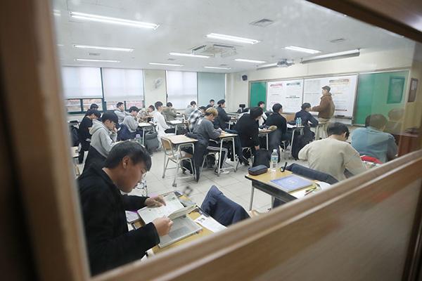 Ujian Masuk Perguruan Tinggi Korsel Tahun Ajaran 2020 Berlangsung pada Hari Kamis