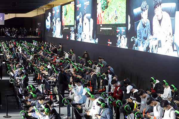 1st Esports Championships East Asia to Kick off Fri. in Seoul