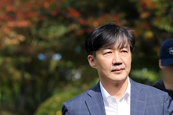 Früherer Justizminister Cho Kuk zu Befragung einbestellt