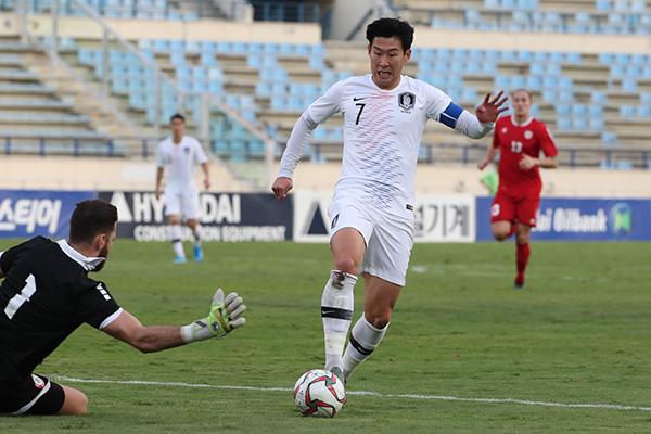 Fußball: Südkorea spielt in WM-Qualifikation unentschieden gegen Libanon