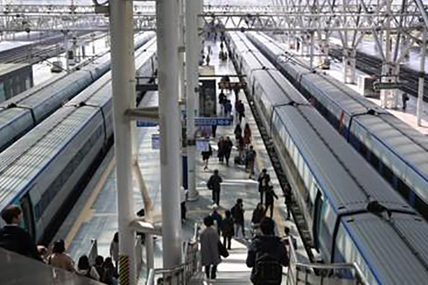 Disruptions in Railway Services Likely to Continue for Third Day