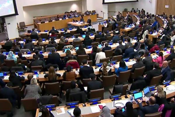 Комитет ООН принял резолюцию по правам человека в КНДР