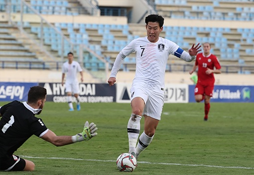 S. Korea, Lebanon Draw 0-0 in World Cup Qualifier
