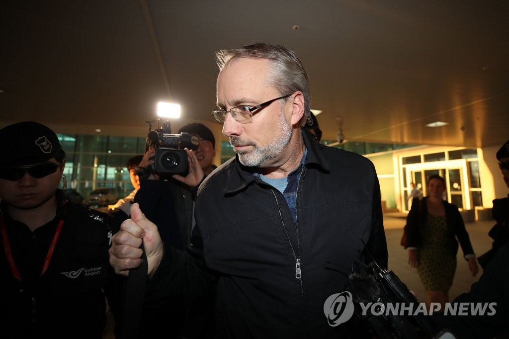 US Top Negotiator Due in S. Korea for Defense Cost Sharing Talks
