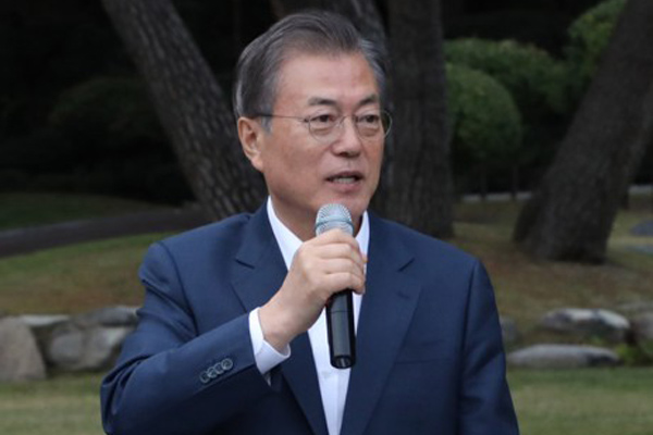 Moon to Hold Series of Summits with ASEAN Leaders Next Week