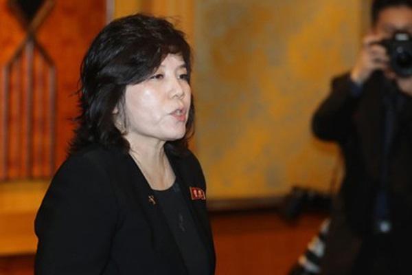 Nordkoreas Vizeaußenministerin reist nach Moskau
