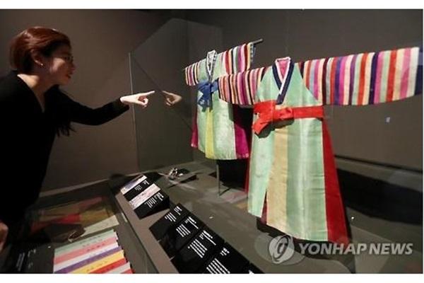 Pameran Khusus Budaya Terkait Warna Korea Digelar di Paris