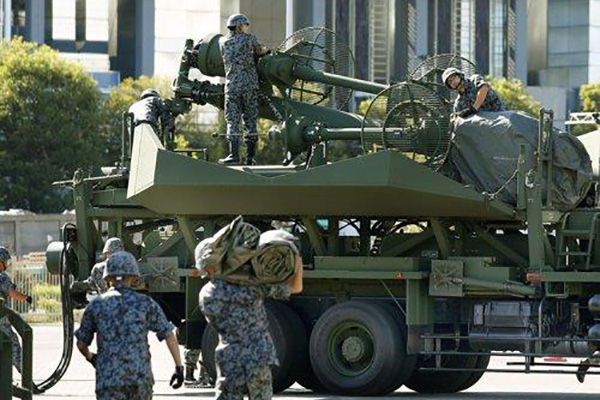 N. Korea Criticizes Japan over Recent Missile Interception Drills