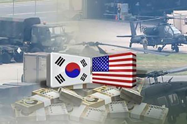 韩美19日继续举行第11次防卫费分担协定第三轮谈判