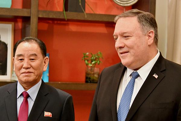 كوريا الشمالية تكرر دعواتها للولايات المتحدة إلى التوقف عن سياساتها العدائية