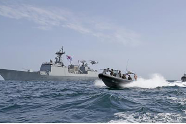 韓国船員2人 イエメンの武装組織に拘束