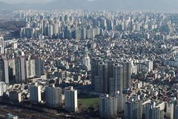 Giá trị nhà ở giữa các hộ gia đình Hàn Quốc ngày càng cách biệt