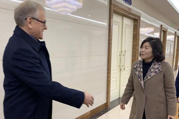 نائبة وزير الخارجية الكوري الشمالي تزور موسكو لعقد حوار استراتيجي