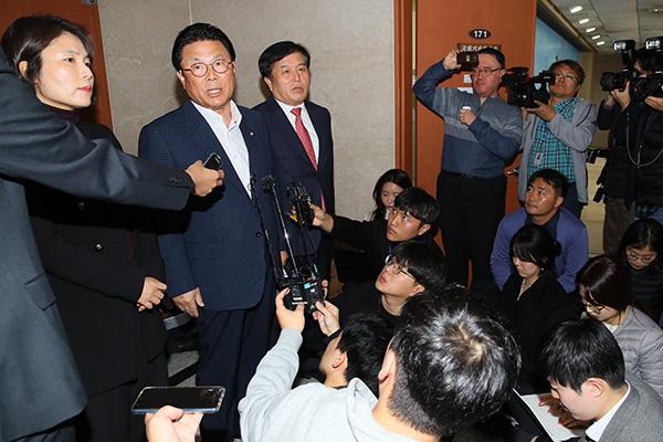 한국당, 현역의원 3분의 1이상 공천 배제, 컷오프 추진
